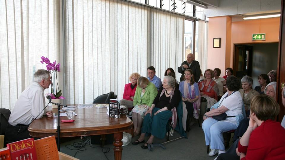 Spotkanie z Jarkiem Garlińskim