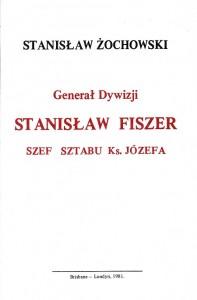 Żochowski Genarał Dywizji S. Fiszer
