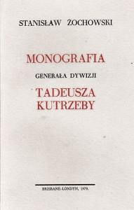Żochowski Monografia geberała