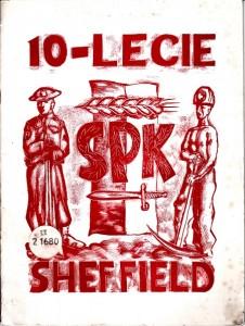 10-lecie SPK Sheffield