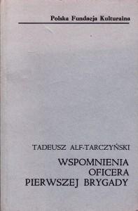 Alf Tarczyński Wspomnienia oficera - Copy