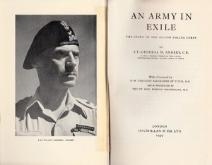 Anderd An Army in exile
