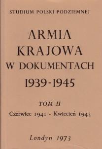 Armia Krajowa w dokumentach t.2