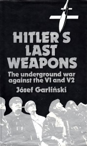Garliński Hitler's last weapons