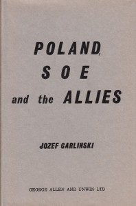 Garliński Poland soe and the Allies