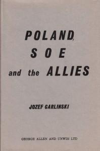 Garliński Poland soe and the Allies