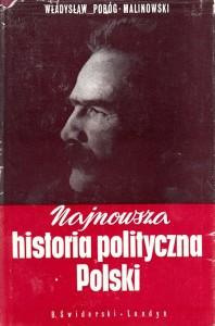 Pobóg-Malinowski, Najnowsza historia..., t. 1, wyd. 2 1963 - Copy