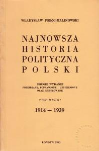 Pobóg-Malinowski, Najnowsza historia..., t. 2, wyd2, 1983