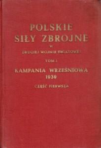 Polskie Siły Zbrojne t. 1 cz. 1 twarda