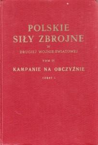 Polskie Siły Zbrojne t. 2 cz. 1 twarda