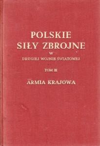 Polskie Siły Zbrojne t. 3 twarda