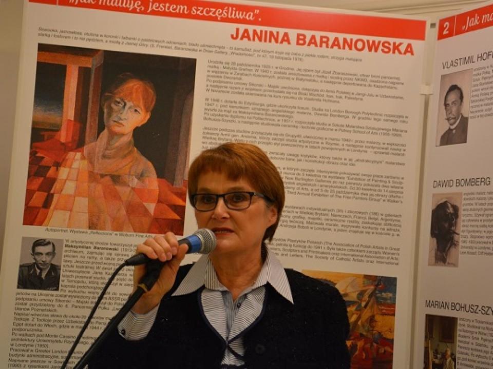 Pani Baranowska