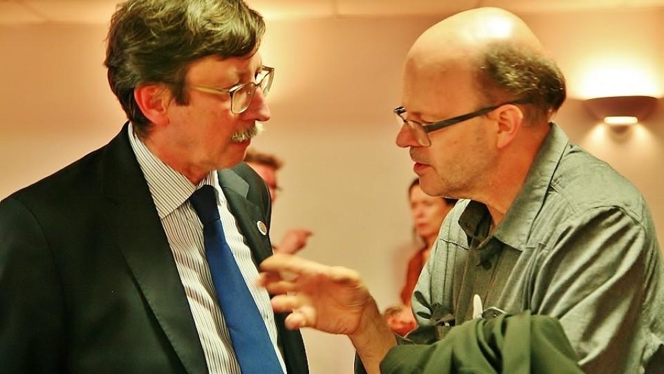 Spotkanie z Prof. dr. hab. Janem Żarynem