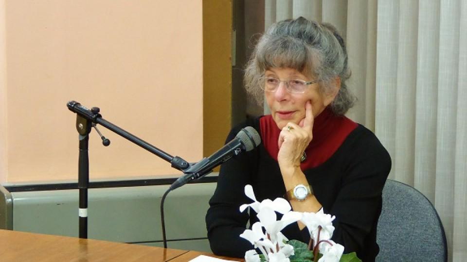 Spotkanie z Ireną Powell