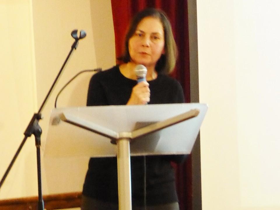 Kalina Zalewska (Inauguracja Roku Conrada)